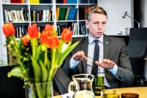 """Miljöpartiet om attacker från höger: """"En strategi för att försvaga den rödgröna sidan"""""""