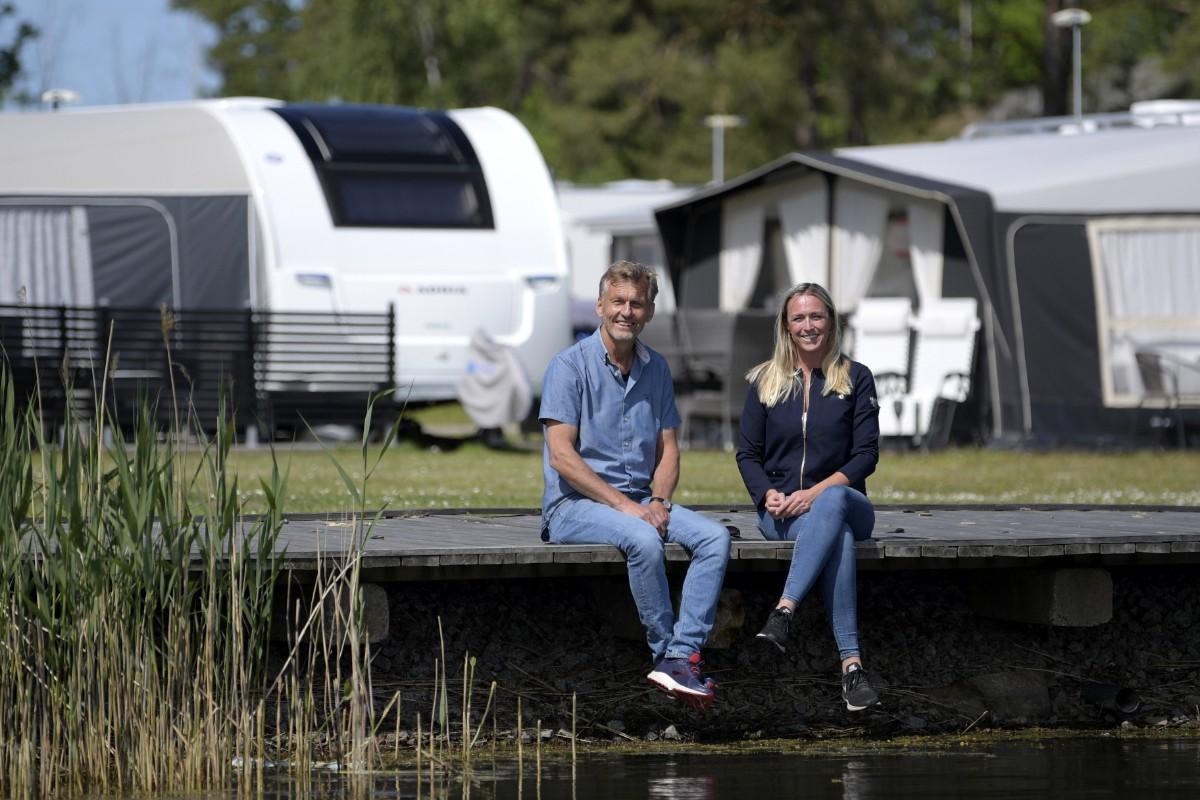 Campingbranschen andas ut