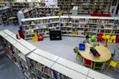 Bibliotek och sporthallar slår upp dörrarna igen
