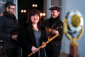 Gyttring till Jädersgården: Folkmusik från hela världen