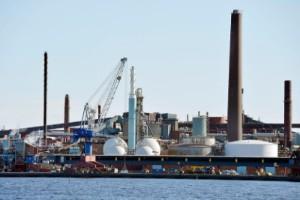 Årets tyngsta stöld: Männen arbetade på Rönnskär – så många ton koppar hittade polisen