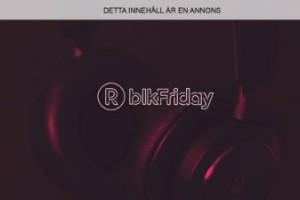 Fyra av tio nätbutiker utökar Black Friday