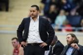 Kevin Gaines är tillbaka i KFUM Uppsala Basket