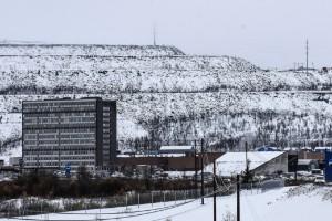 Besiktningen av Kirunagruvan dröjer – för att berget rör sig