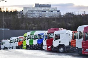 1000 Scania-tjänster hotas i Södertälje