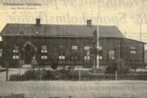 Nostalgi: Där låg katrineholmarnas nöjeslokal