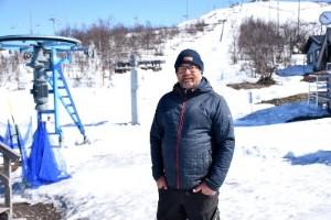 Profilen lämnar Kiruna för toppjobb