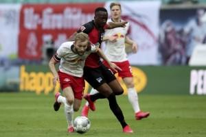 Oavgjort för Leipzig med Forsberg på bänken