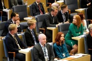 Förvånande om Jimmie Åkesson missar den chansen