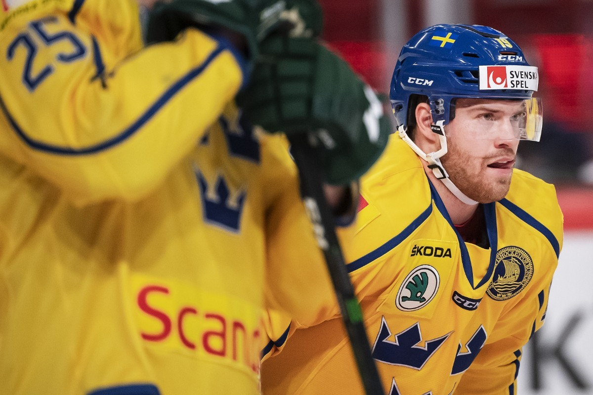 Uppgifter: Lindberg lämnar Schweiz – klar för ny klubb