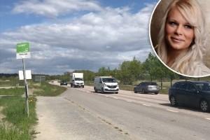Elisabeth Ekström tar nytt tag i Trekanten-frågan