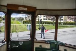 Museijärnvägen: Ny  perrong och ny sträcka ska invigas