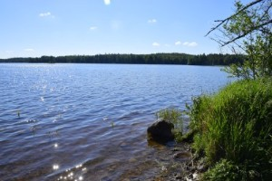 """Djupkartor kan tas fram för fem av Vimmerbys sjöar • """"Det är de sista tio lite större sjöarna i Kalmar län som saknar djupkartor som ska undersökas nu"""""""