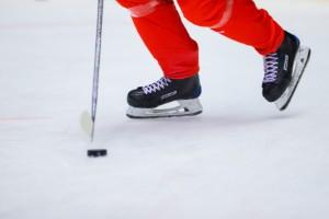 Därför kan hockeylägret hållas under coronakrisen