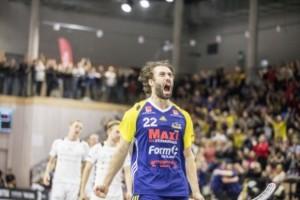 Gonzalez Palm blir kvar i Visby IBK