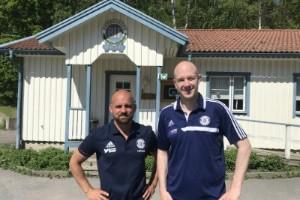 """""""Brassen"""" tar över som tränare i Borensberg"""