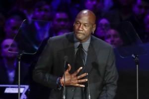 Michael Jordan donerar nästan en miljard