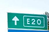 Olycka på E 20 orsakade stopp i trafiken