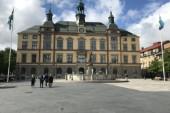 "Ovanligt nationaldagsfirande i Eskilstuna: ""Lite konstig känsla"""