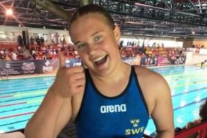 Luleåtalangens nya liv på simgymnasiet i Helsingborg