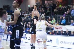 Talangerna nära kontrakt med Luleå Basket