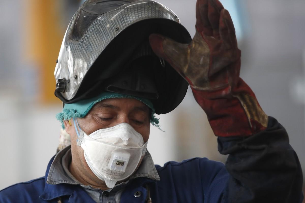 Industrin störtdök i EU