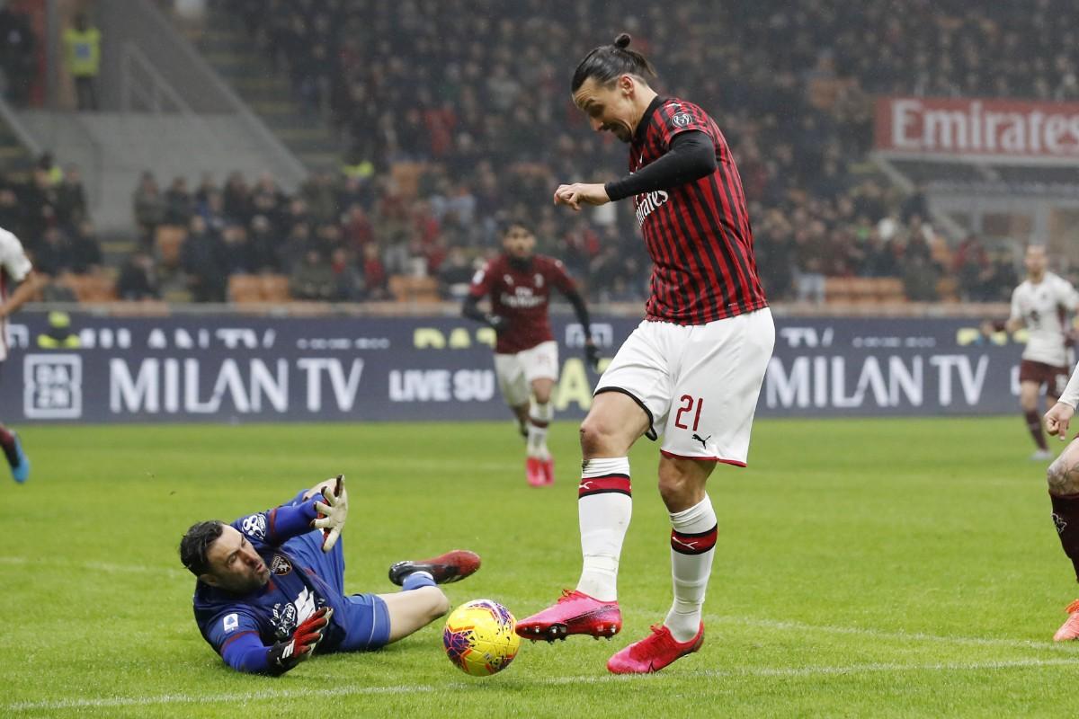 Zlatan i lagträning – allt närmare comeback