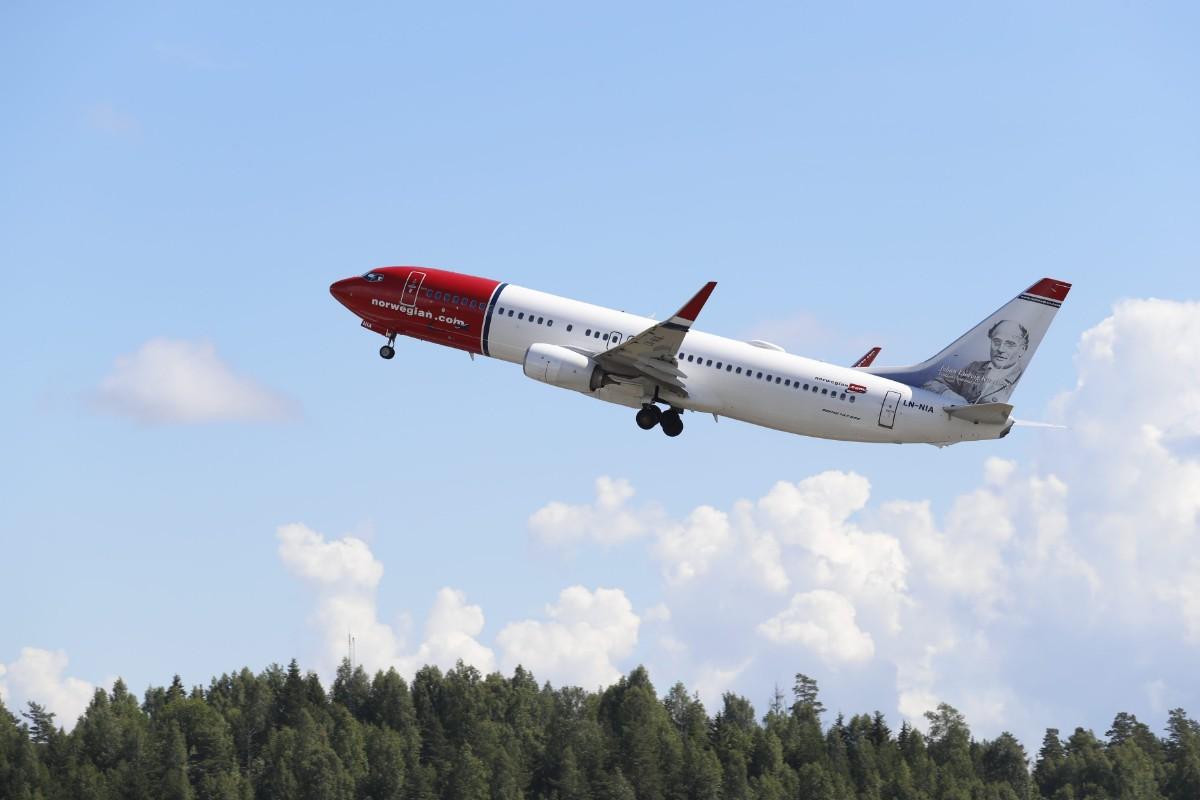 Norwegian ansöker om konkurs - ingen fara för resenärer