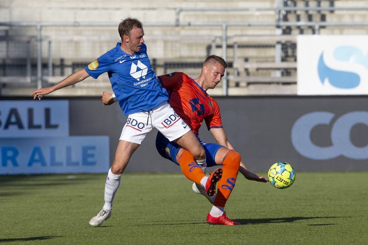 Premiärkväll i norsk fotboll