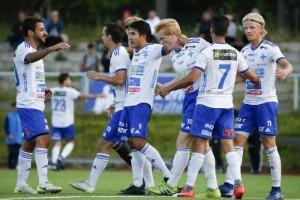 Repris: Så var IFK Luleå - IF Sylvia