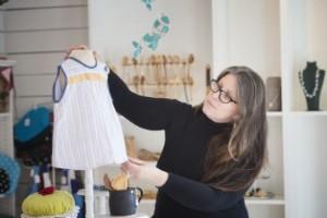 Ny butik vill bli knutpunkt för hantverk