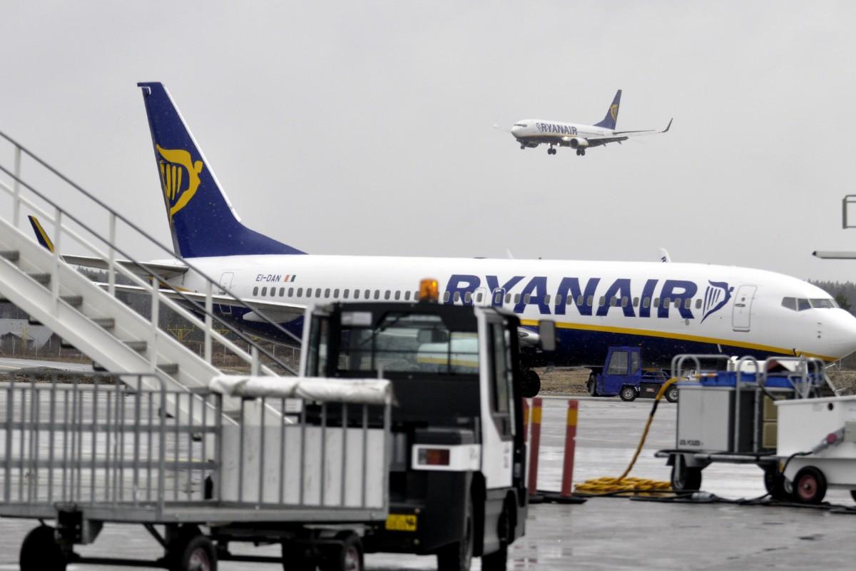 Ryanair förlorar i kampen om statliga miljoner