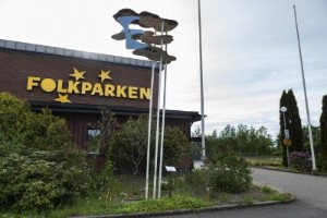 Beskedet: Kommunen får riva Folkets Park