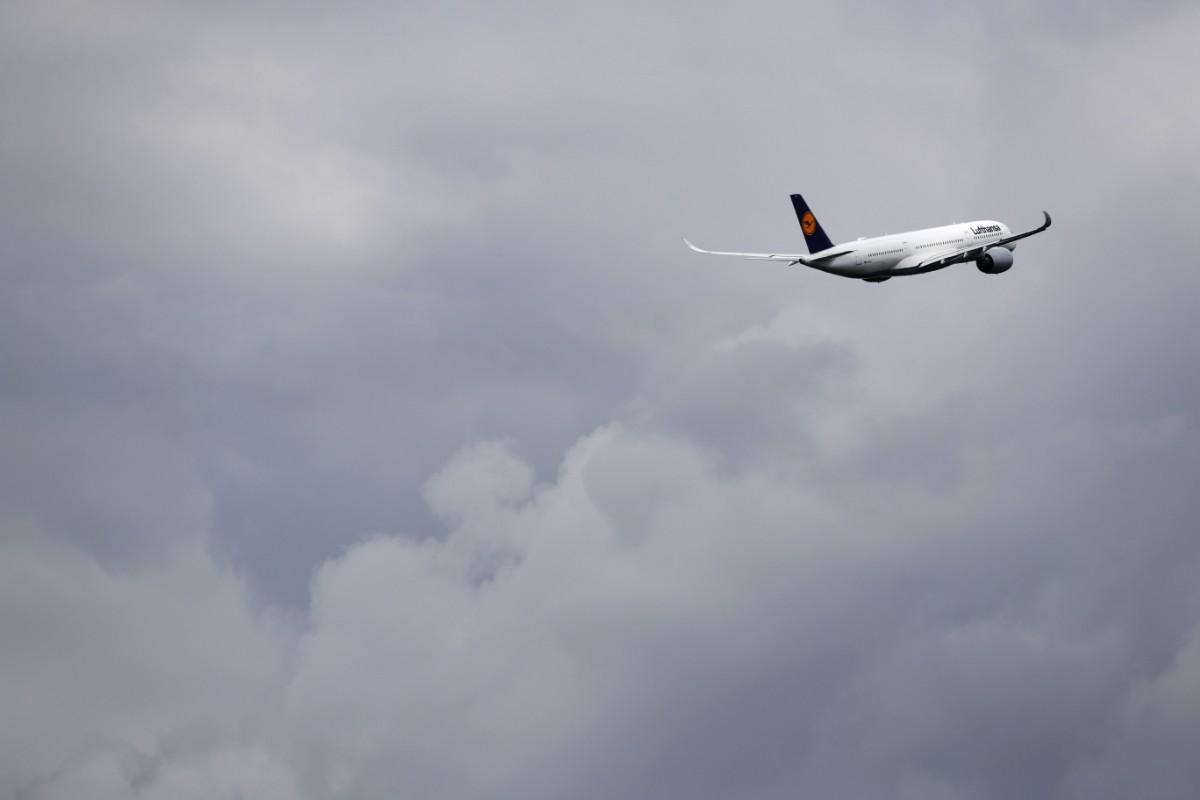 Lufthansas räddningspaket säkrat