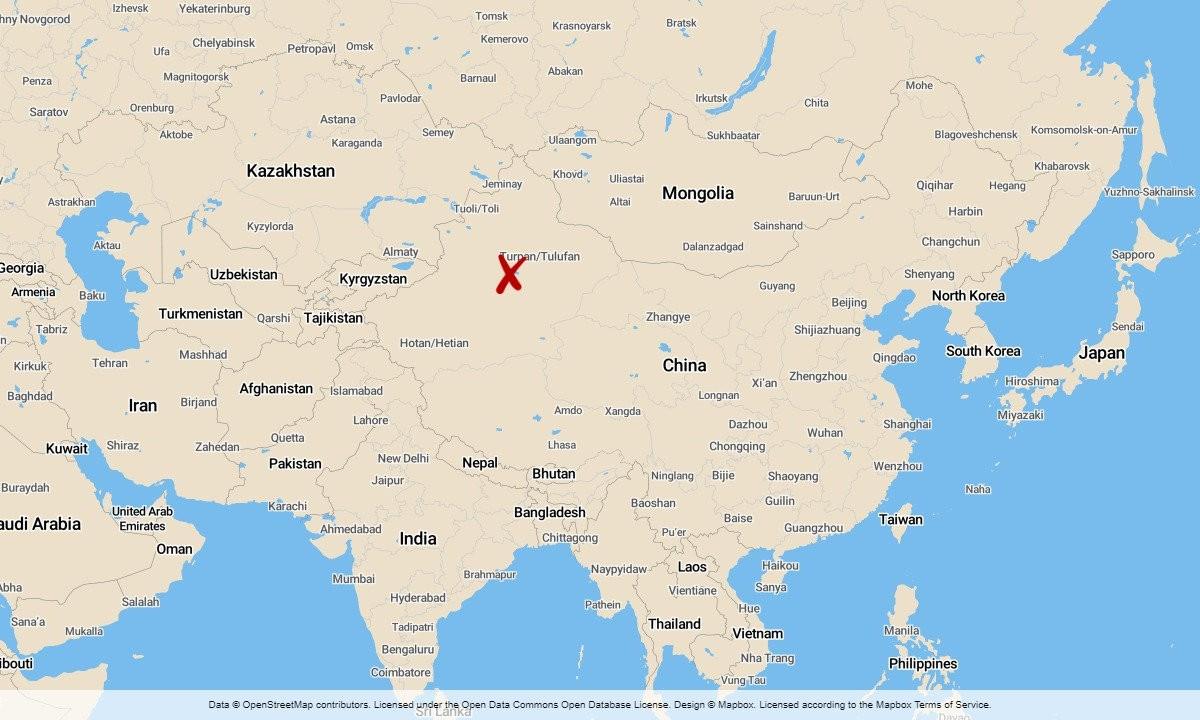Handelssanktioner för övergrepp i Xinjiang