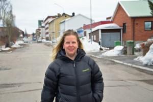 """Butiksdöden i Gällivare: """"Det är tufft nu"""""""
