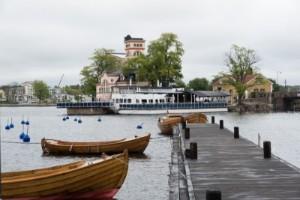 Hundraåriga fartyget fylls med marina artefakter