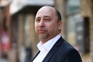 Film sprids på Mamkovic (SD) där han snortar kokain