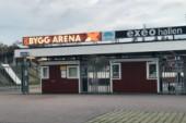IFK Motala ger sig inte om bandyhall