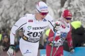 Norrbottens åkare långt efter i svensk stortävling