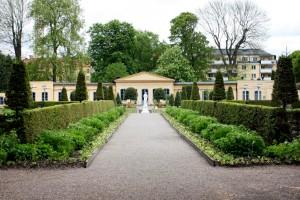 Lär om Linné i de linneanska trädgårdarna