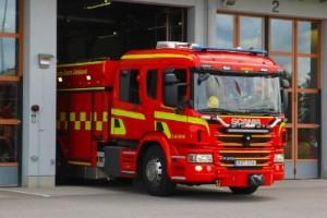 Skogsbrand i Ydre under kontroll