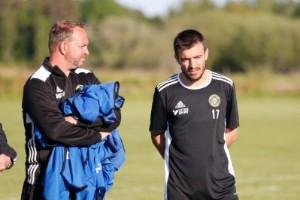 """Fasko tillbaka i lokalfotbollen – så ska han lyfta IFK: """"Han är sugen på att komma hit"""""""