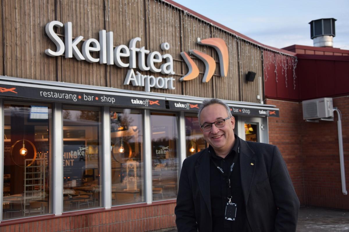 SAS öppnar egen flyglinje till Skellefteå