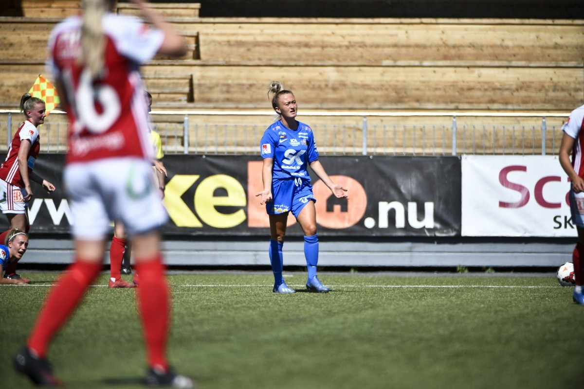 Förlust för Sunnanå när Maund gjorde första målet