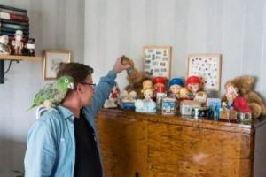 """Antikhandlaren: """"Jag vill ha ett hem, inte ett museum"""""""
