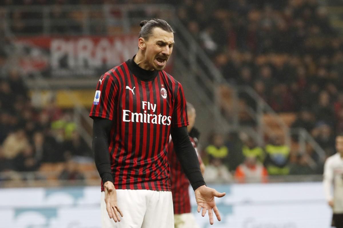 "Ingen Zlatan mot Roma: ""Inte redo"""