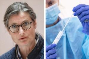 Larmet från smittskyddet: Vissa testar sig tio gånger