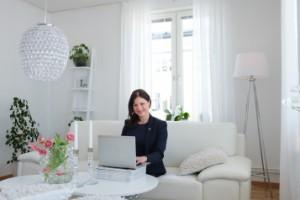 """Bodensarens nya jobb – en av 30 kvinnliga koncernchefer i Sverige: """"Älskar det jag gör"""""""