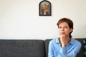 """Johanna Nilsson: """"Ingen tror att jag är rolig"""""""